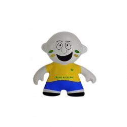 Head Hinged Toy – Brazil