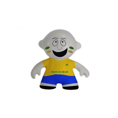 Toy Cabeça Articulada - Brasil