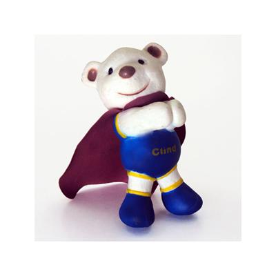 Grudadinho modelo Urso Super Herói