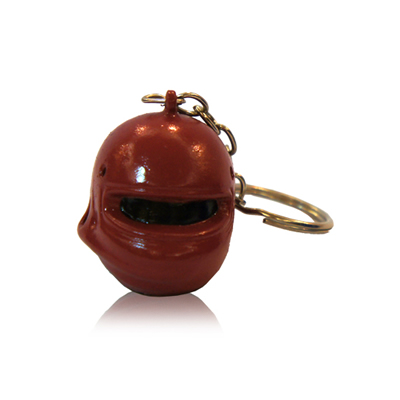 Chaveiro modelo capacete