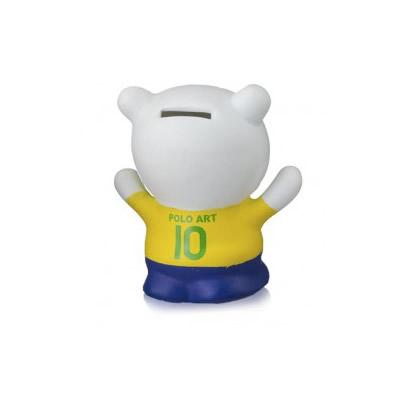 Cofrinho Toy Art - Brasil