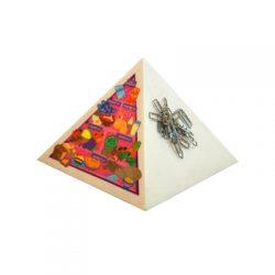 Porta Clipes modelo Pirâmide
